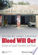 Blood Will Out Book PDF