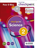 Books - Checkpoint Science Students Book 2 | ISBN 9781444143751
