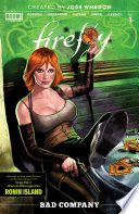 Firefly  Bad Company  1 Book PDF