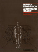 Pdf Human Dimension and Interior Space Telecharger