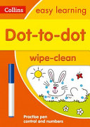 Dot to Dot  Age 3 5 Wipe Clean Activity Book