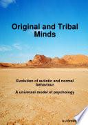 Original and Tribal Minds Book
