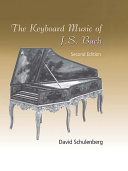 The Keyboard Music of J.S. Bach
