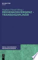 Media convergence  : across the disciplines