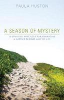 A Season of Mystery Book
