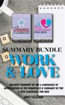 Summary Bundle Book PDF