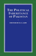 Political Inheritance of Pakistan