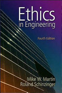 Cover of Ethics in Engineering