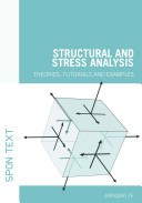 Structural and Stress Analysis Book