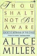 Thou Shalt Not be Aware Book