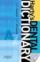 Harty S Dental Dictionary E Book Book PDF