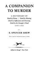 A Companion to Murder