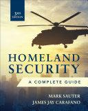 Homeland Security: A Complete Guide 3E Pdf/ePub eBook