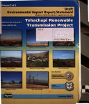 Tehachapi Renewable Transmission Project (TRTP)