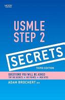 USMLE Step 2 Secrets Book