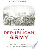 The First Republican Army