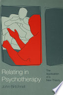 Relating In Psychotherapy Book PDF