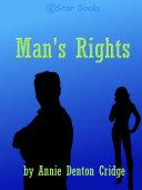 Man's Rights Pdf/ePub eBook