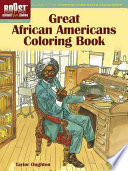 Great African Americans Coloring Book Book PDF