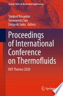 Proceedings of International Conference on Thermofluids