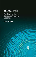 The Good Will Pdf/ePub eBook