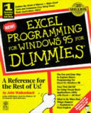 Excel Programming For Windows 95 For Dummies Book