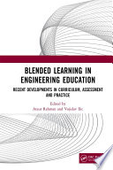 Blended Learning in Engineering Education