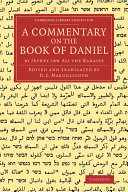 A Commentary on the Book of Daniel