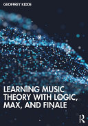 Learning Music Theory with Logic  Max  and Finale