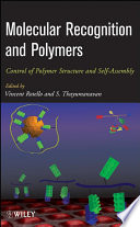 Molecular Recognition and Polymers Book