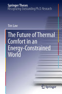 The Future of Thermal Comfort in an Energy- Constrained World ebook
