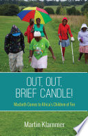 Out  Out  Brief Candle  Book