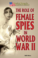 The Role of Female Spies in World War II Pdf