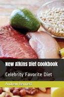 New Atkins Diet Cookbook Book