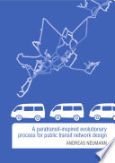 A Paratransit inspired Evolutionary Process for Public Transit Network Design