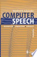 Computer Speech