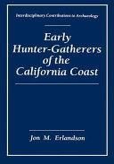 Early Hunter-Gatherers of the California Coast