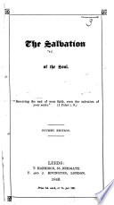 The Salvation of the Soul. Fourth Edition