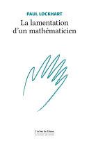 La lamentation d'un mathématicien Pdf/ePub eBook