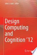 Design Computing and Cognition  12