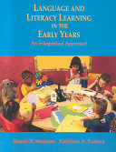 Language and Literacy Learning in the Early Years