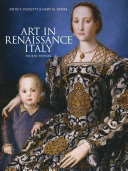 Cover of Art in Renaissance Italy