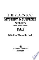 The Year's Best Mystery & Suspense Stories