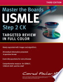 """""""Master the Boards USMLE Step 2 CK"""" by Conrad Fischer"""