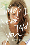 Things I Never Told You Book