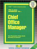 Chief Office Manager