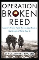 Pdf Operation Broken Reed