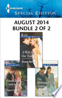 Harlequin Special Edition August 2014 Bundle 2 Of 2