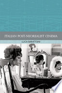 Italian Post Neorealist Cinema
