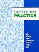 Special Education Practice Book PDF